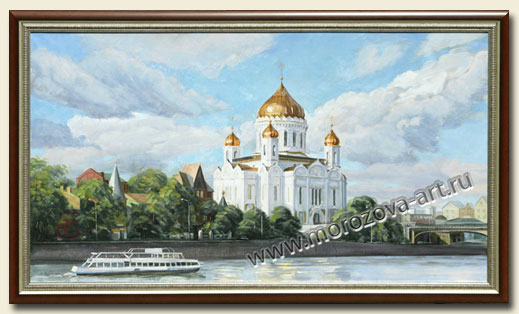 Храм Христа Спасителя Cathedral of Christ the Savior
